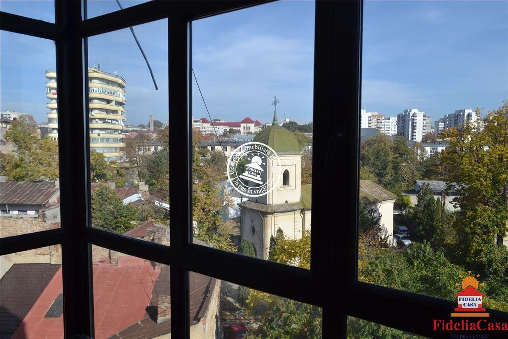 Apartament de inchiriat, Iasi, Centru Civic - Foto 14