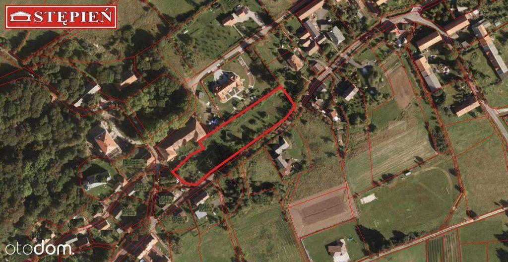 Działka na sprzedaż, Lubiechowa, złotoryjski, dolnośląskie - Foto 1