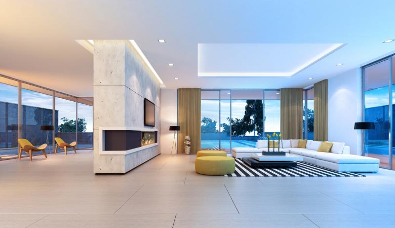 Penthouse i powierzchnia mieszkania
