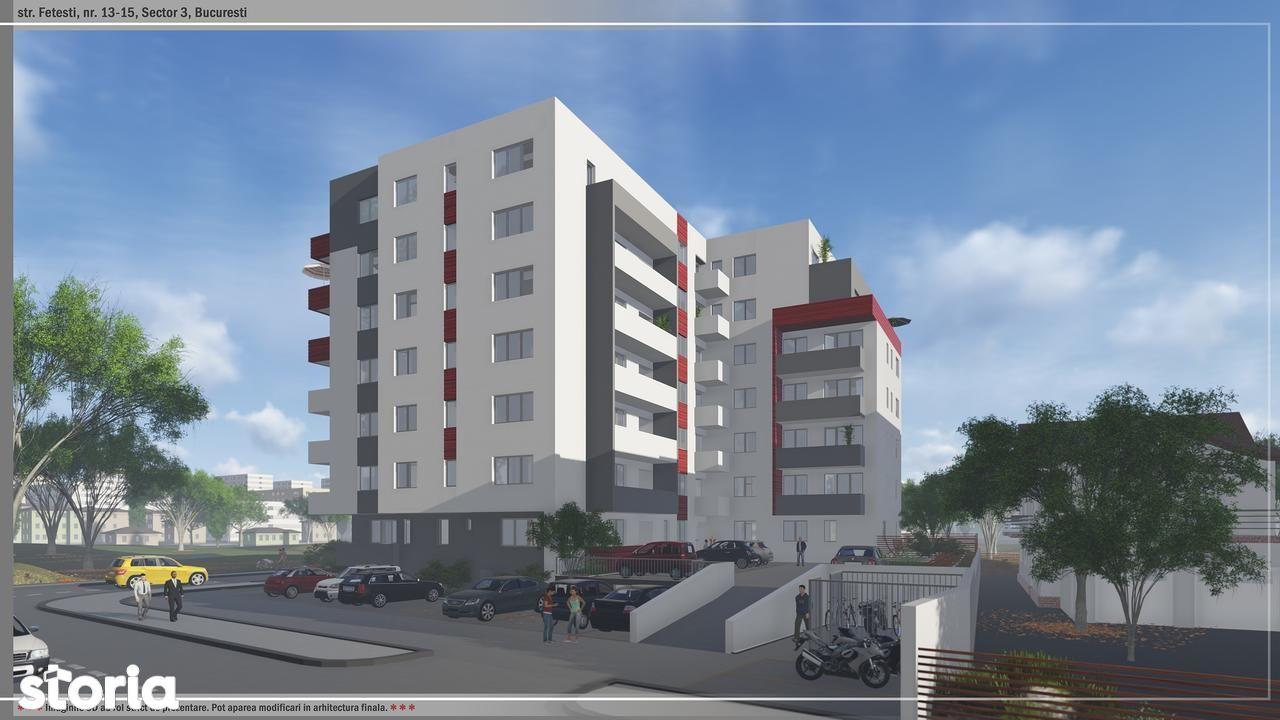 Apartament de vanzare, București (judet), Strada Fetești - Foto 7