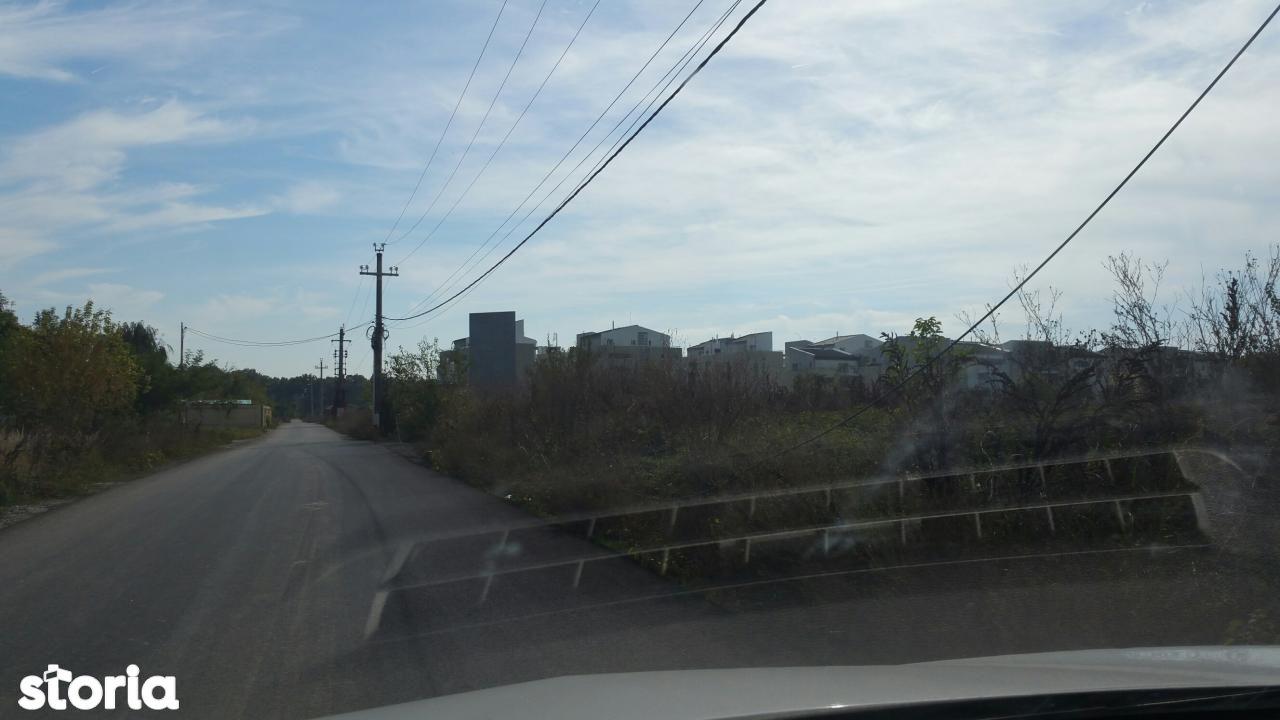 Teren de Vanzare, București (judet), Drumul Agatului - Foto 2
