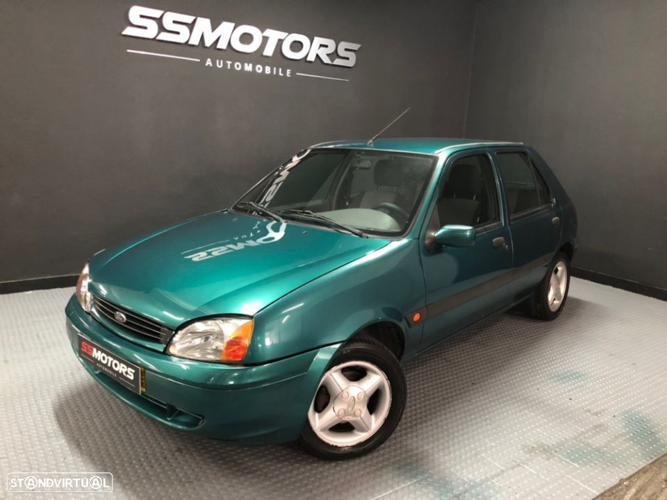 Ford Fiesta 1.25 TECHNO - 1