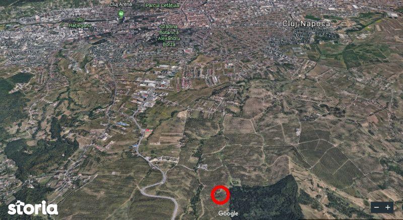 Teren de Vanzare, Cluj-Napoca, Cluj, Buna Ziua - Foto 1