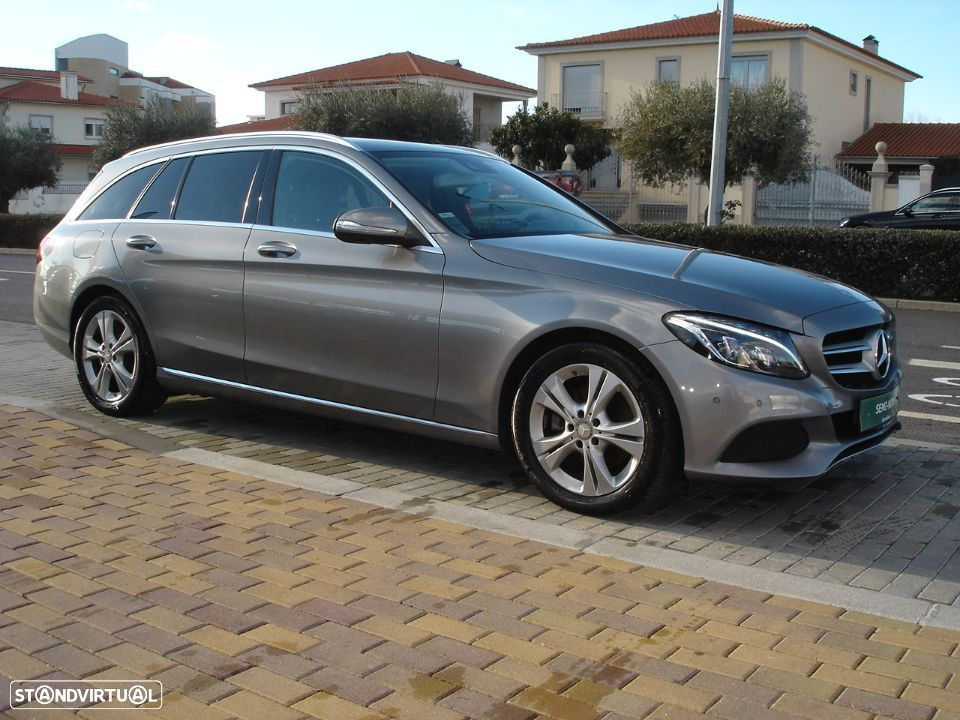 Mercedes-Benz C 220 D BlueTEC Avantegarde 170cv - 17