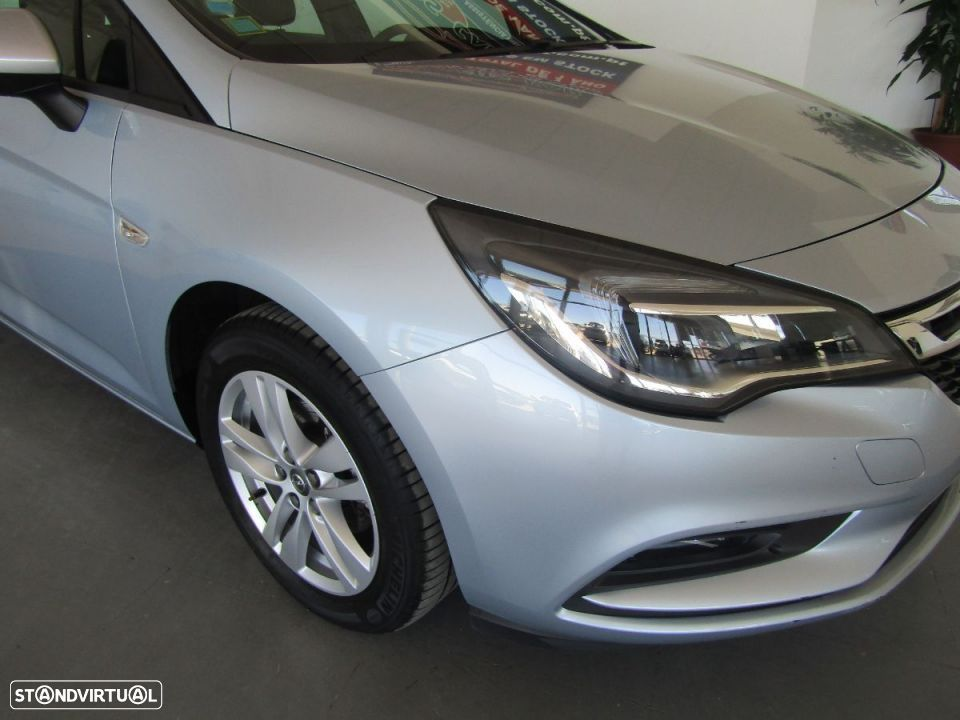 Opel Astra Edition Active - 8