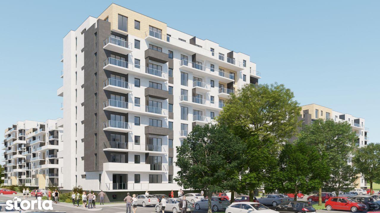 Apartament de vanzare, Constanța (judet), Tomis Plus - Foto 1001