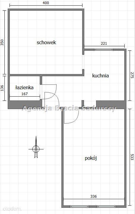 Mieszkanie na sprzedaż, Kraków, Złocień - Foto 3