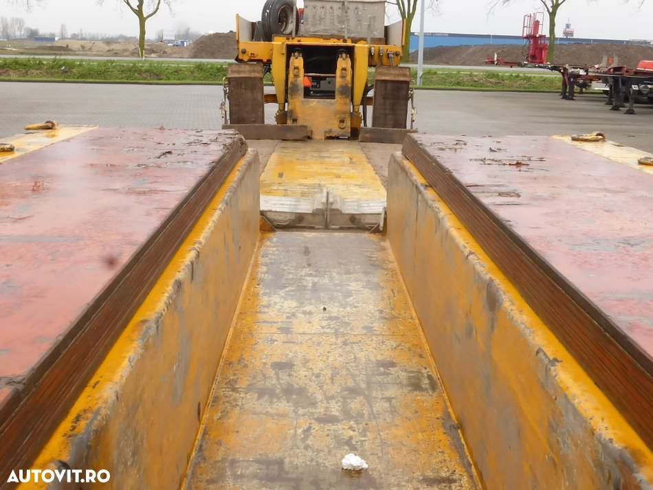 Goldhofer STHP/XLE 3 3X2 AXLES STEERING - 5