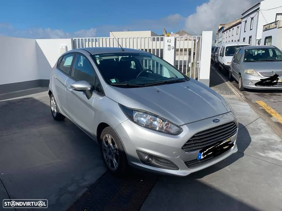 Ford Fiesta 1.5 TDI Econetic - 6