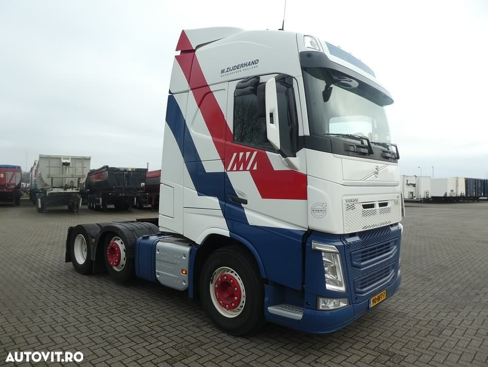 Volvo FH 460 - 2