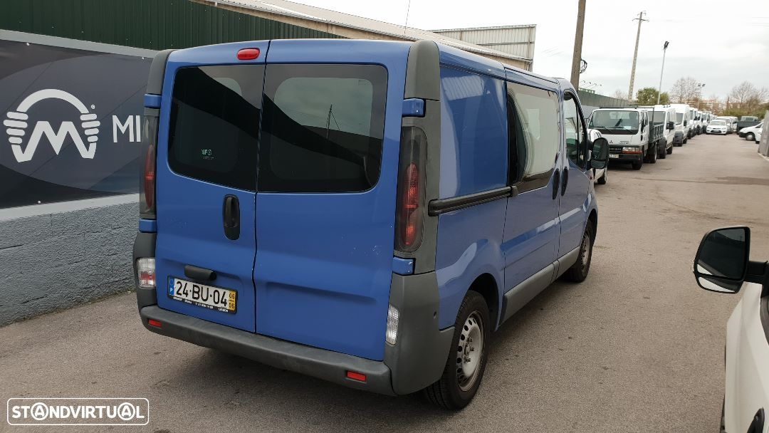 Renault TRAFIC 1.9 DCI - 7