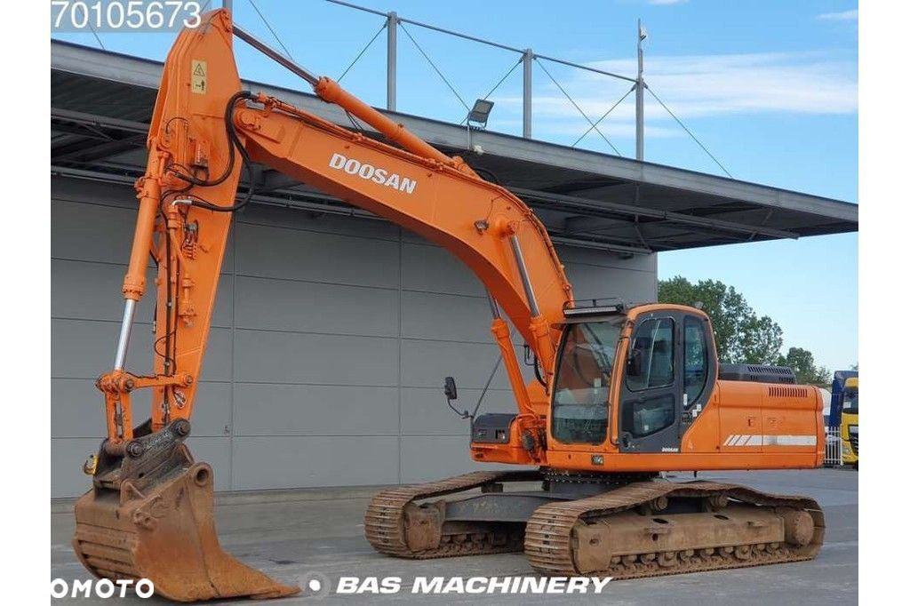 Doosan DX 255 LC Original hours from 1st owner  Doosan DX 255 LC Original hours from 1st owner - 1