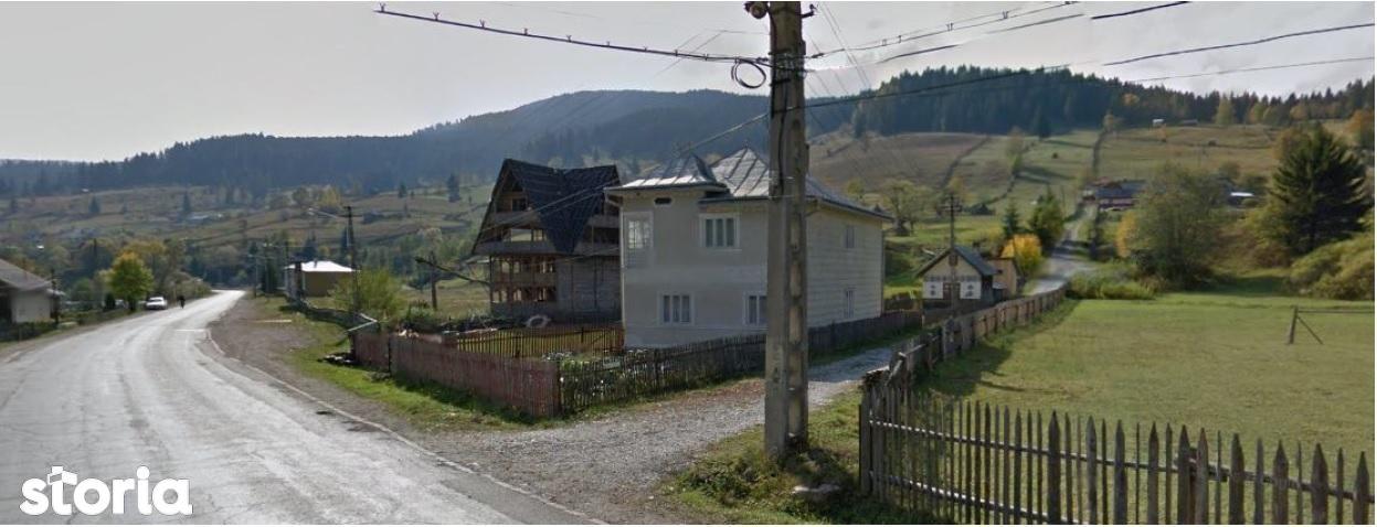 Teren de Vanzare, Suceava (judet), Ciocăneşti - Foto 1