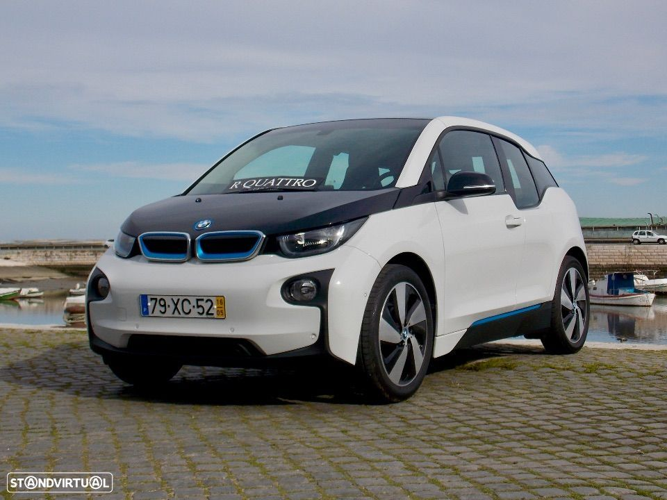 BMW i3 REX/EXA IVA Dedutivel - 4