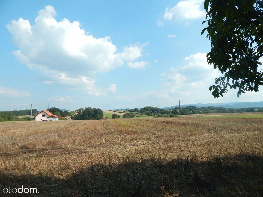Działka na sprzedaż, Chocznia, wadowicki, małopolskie - Foto 1