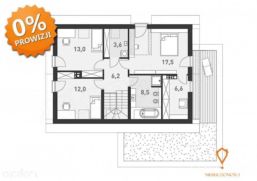 Dom na sprzedaż, Rudna Mała, rzeszowski, podkarpackie - Foto 5