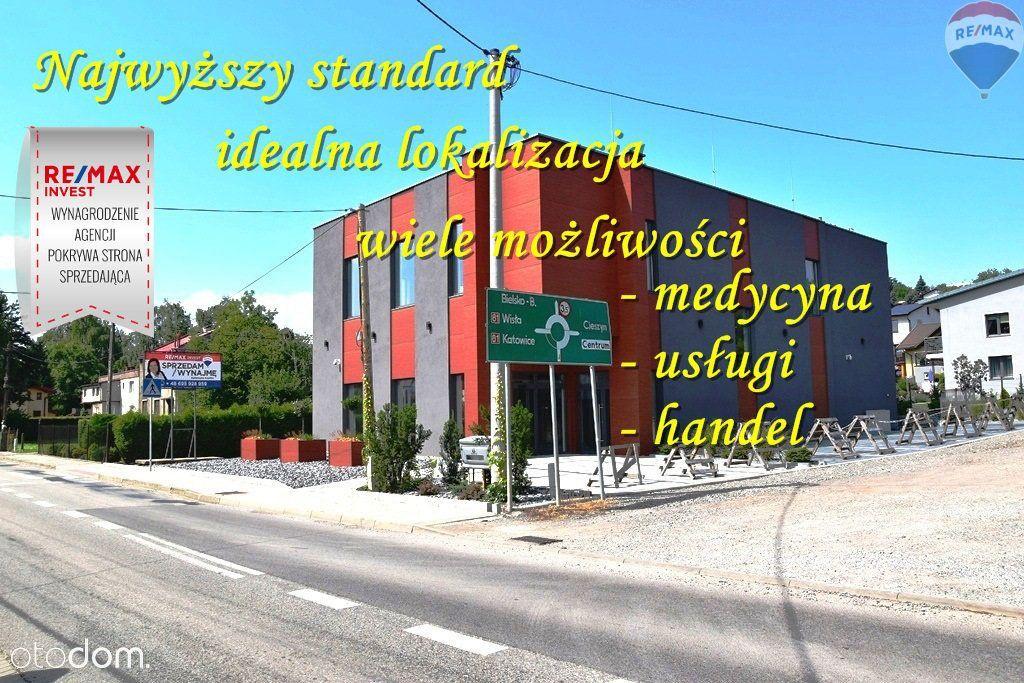 Lokal użytkowy na sprzedaż, Skoczów, cieszyński, śląskie - Foto 1