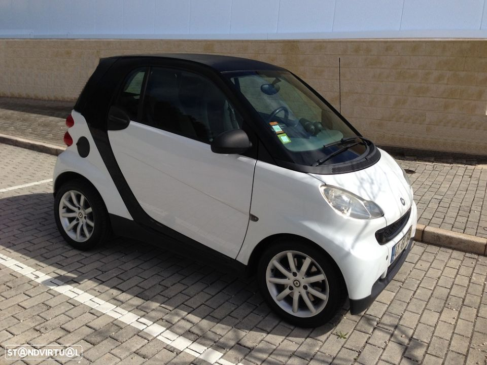 Smart ForTwo 1.0 GPS - 1