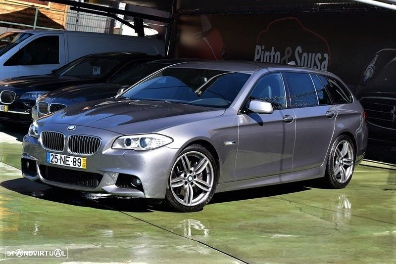 BMW 535 d Auto Touring Pack M - 1