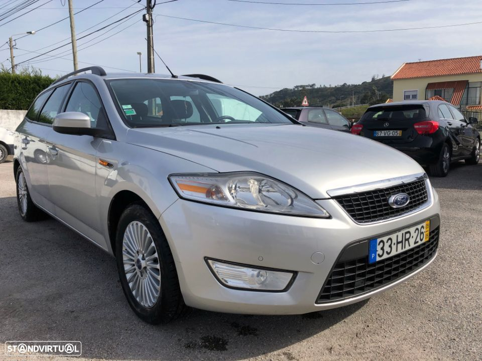 Ford Mondeo SW Econetic 1.8 TDCi 125cv - 4