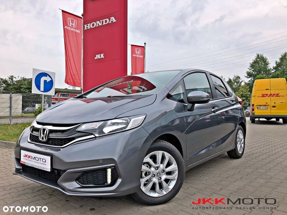 Honda Jazz Comfort 1.3MT (102KM) Shining Grey Metallic, Od ręki ! - 2