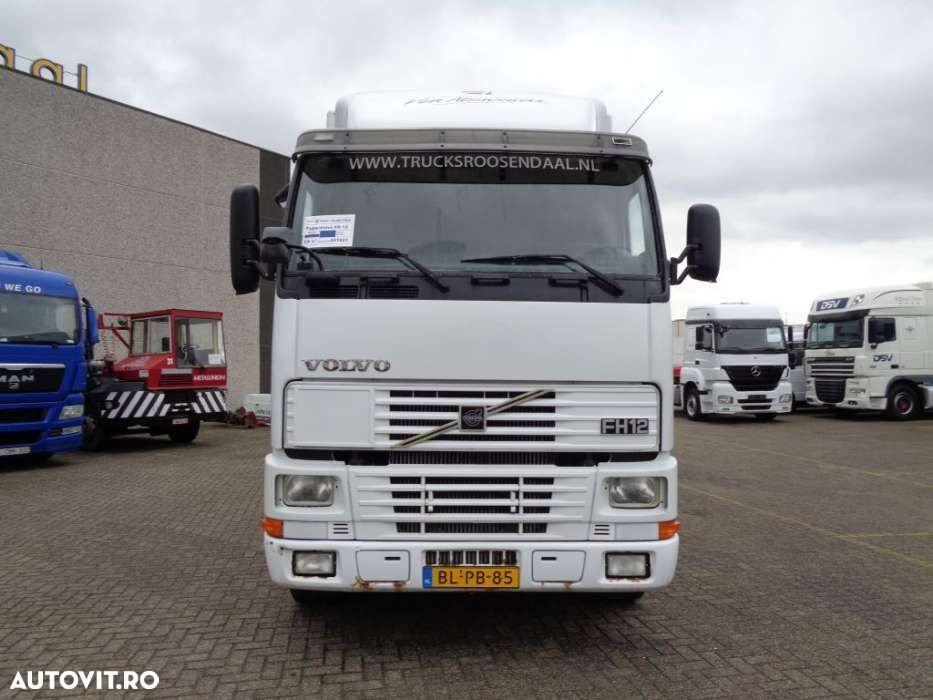 Volvo FH12 + Manual + airco - 17