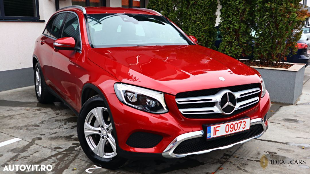 Mercedes-Benz GLC 250 - 27