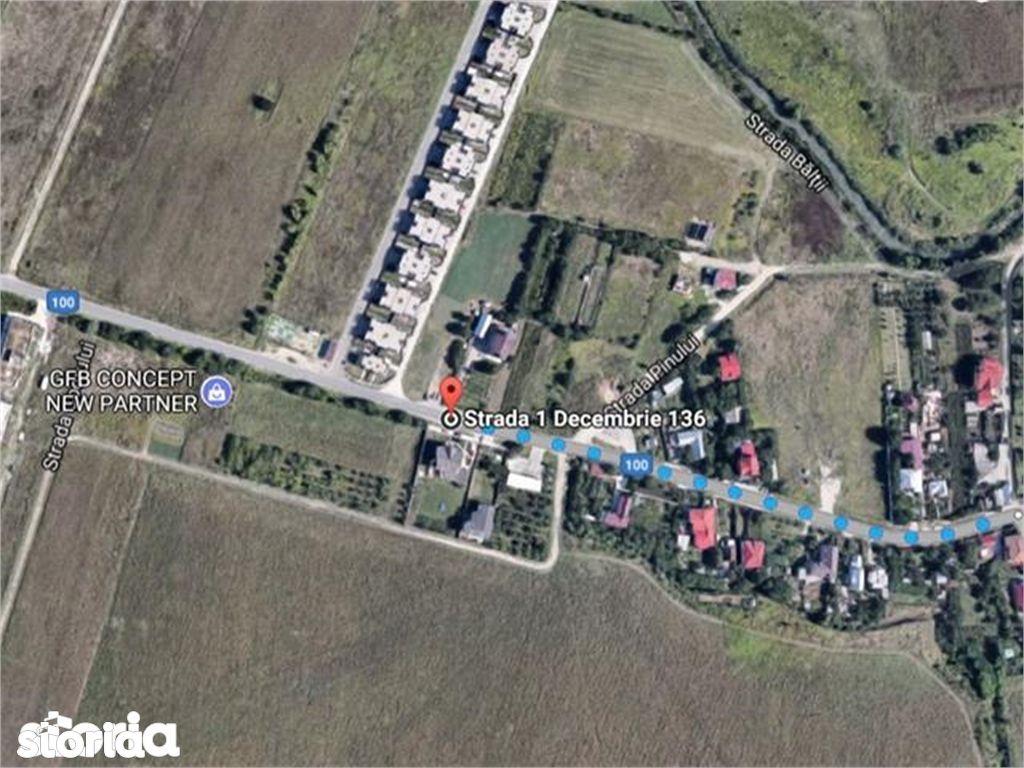 Casa de vanzare, Ilfov (judet), Strada 1 Decembrie - Foto 15