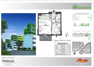 Nowe mieszkanie Stargard Gdański C62 - V Blok