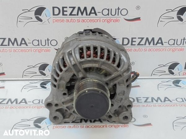 Alternator , Vw Golf 6, 2.0tdi, CBAB - 2