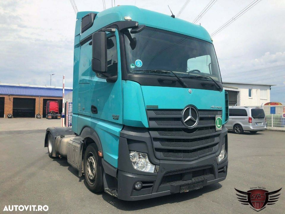 Mercedes-Benz 1845 Actros EURO 5 2013 Nr. Int 10877 Leasing - 1