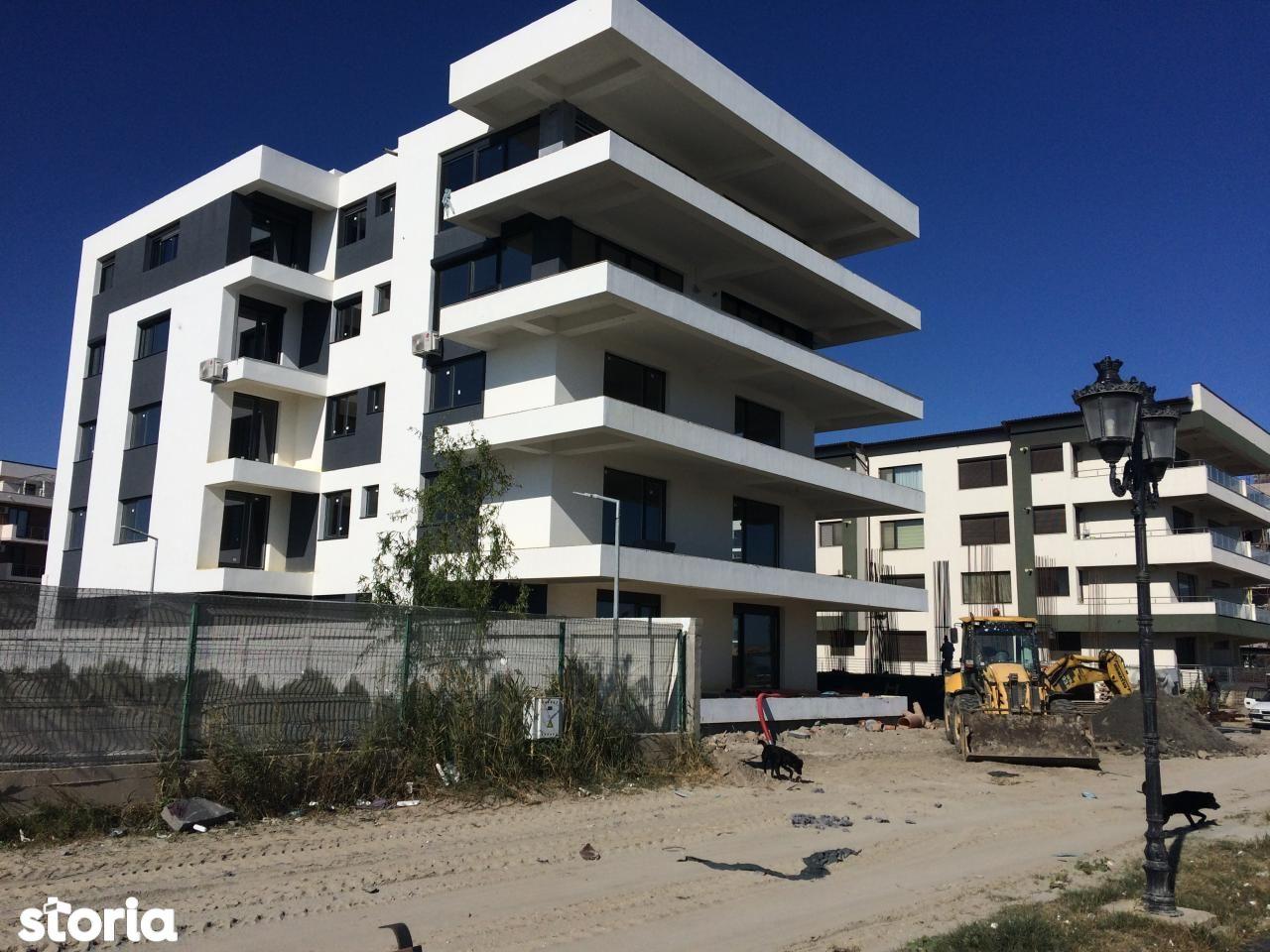Apartament de vanzare, Constanța (judet), Hanului - Foto 3