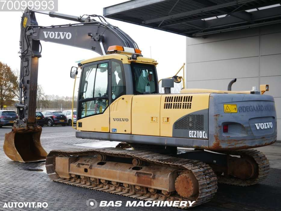 Volvo EC210 C L Nice and clean condition - 2