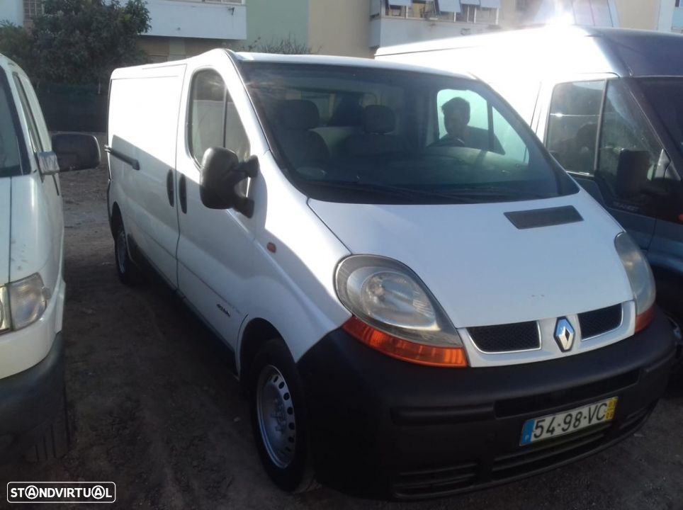 Renault Trafic DCI - 1