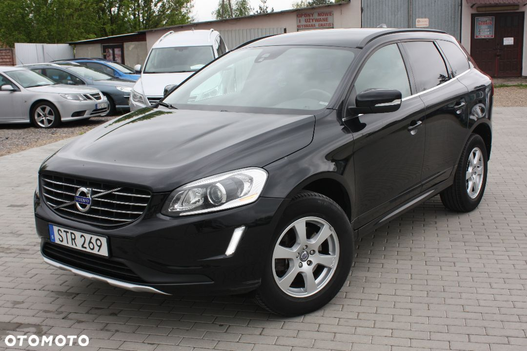 Volvo XC 60 2.0 D 180 KM ! Manual ! - 1