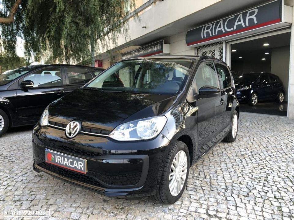 VW Up Up 1.0 BMT Move Up! - 1