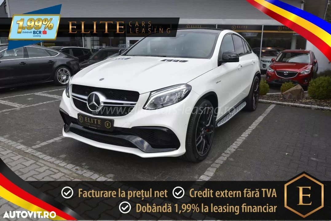 Mercedes-Benz GLE Coupe 63 - 6
