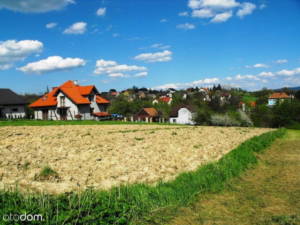 Działka na sprzedaż, Żywiec, żywiecki, śląskie - Foto 1