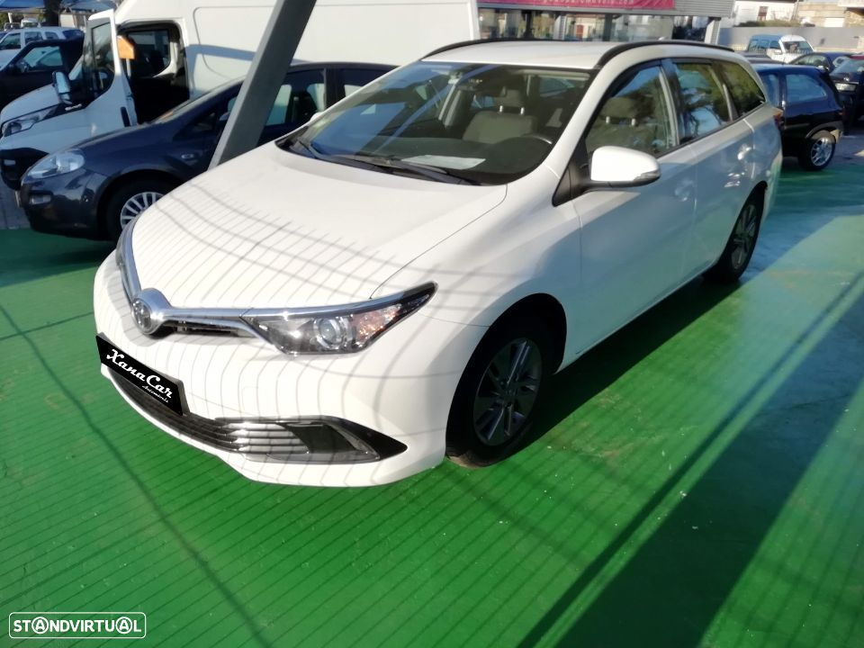 Toyota Auris Touring Sports 1.4 D-4D Confort+Navi (Versão Actual) - 22