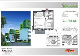 Nowe mieszkanie Stargard Gdański A14 - V Blok