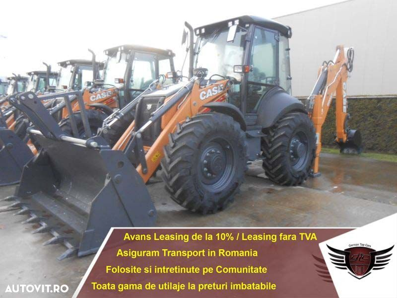 Case 695 ST 9 ORE 2018 Nr. Intern 10511 Leasing - 10