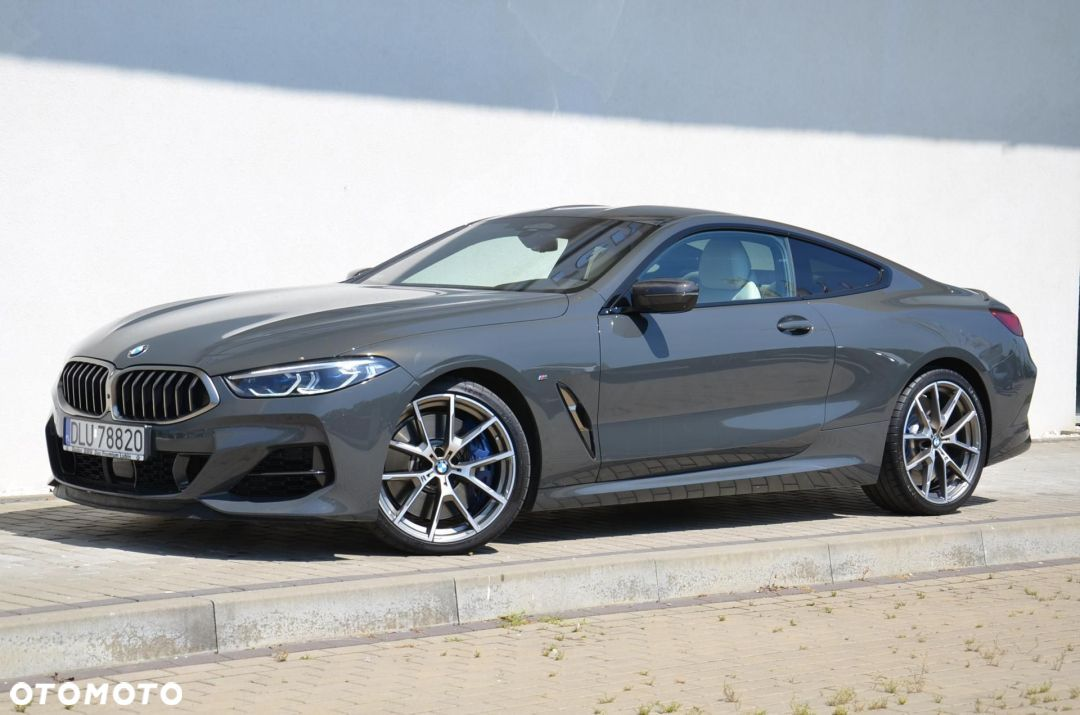 BMW Seria 8 M850i xDrive Coupe - 1