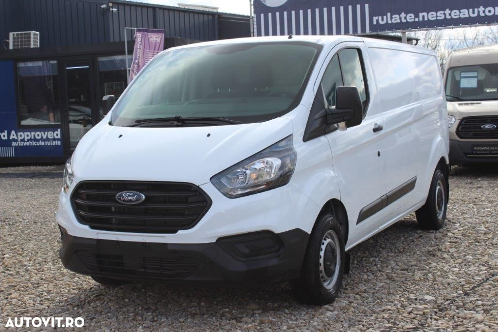 Ford CUSTOM VAN, 2.0 TDCI, 105 CP, L2 - 2