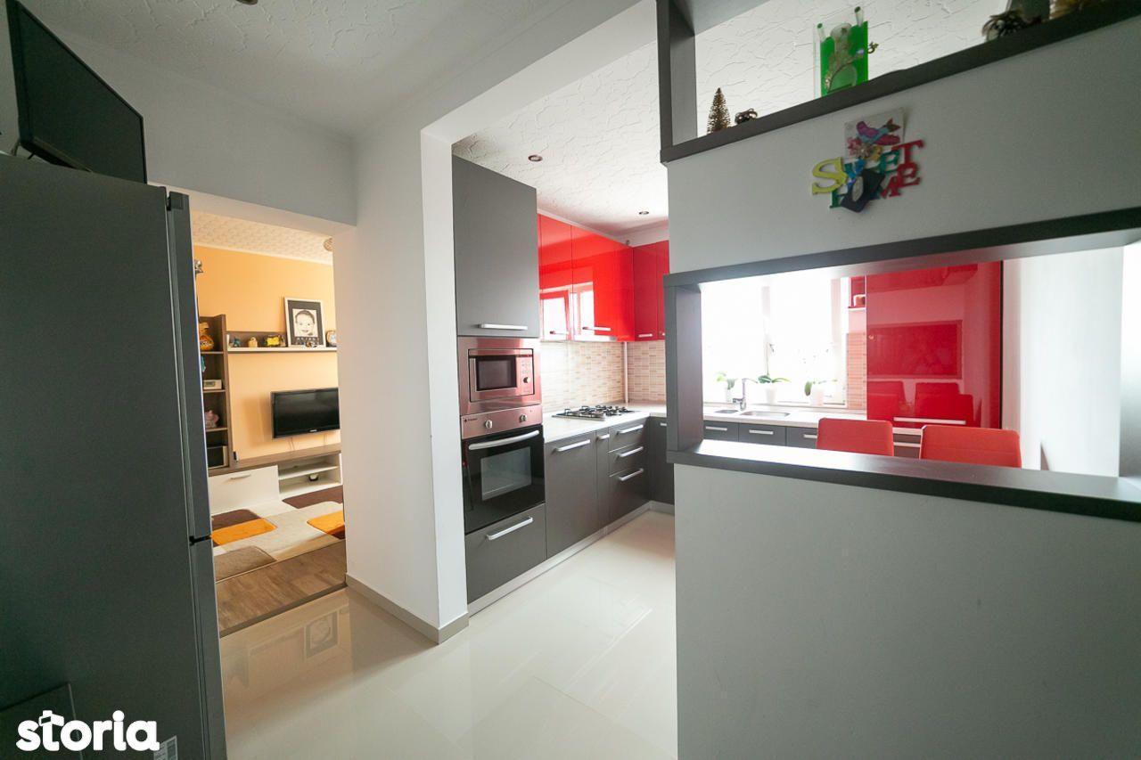 Apartament de vanzare, Arad (judet), Strada Liviu Rebreanu - Foto 2