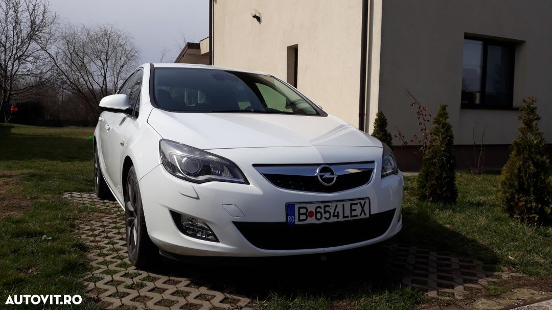 Opel Astra IV - 6