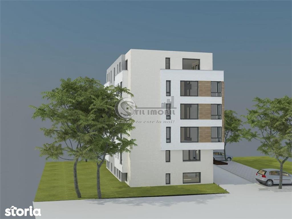 Apartament de vanzare, Iași (judet), Șoseaua Rediu - Foto 3