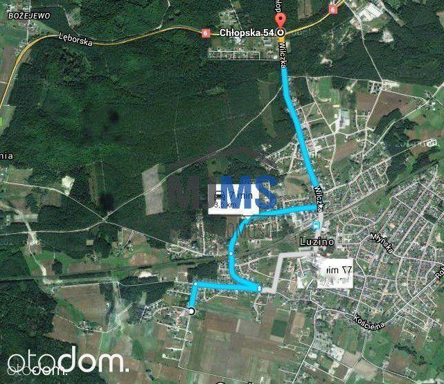 Działka na sprzedaż, Luzino, wejherowski, pomorskie - Foto 8
