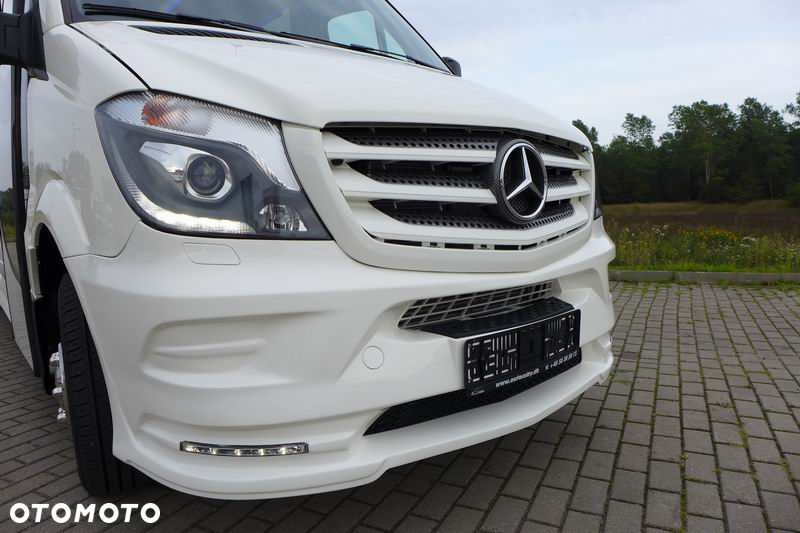 Mercedes-Benz Sprinter 519 CDI Exclusive / Auto-Centrum - 7