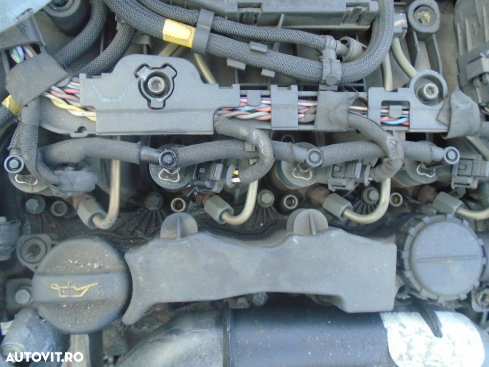 Injector Peugeot 307 1.6 HDI din 2005  COD 0445110239 - 1