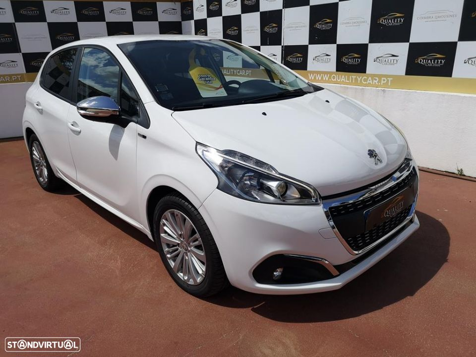Peugeot 208 style - 1